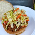 Honey Balsamic Pulled Pork Sliders and Slaw