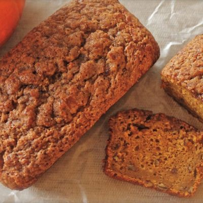 Really Good Pumpkin Bread