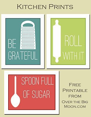 untitled 1 fun kitchen printables. beautiful ideas. Home Design Ideas