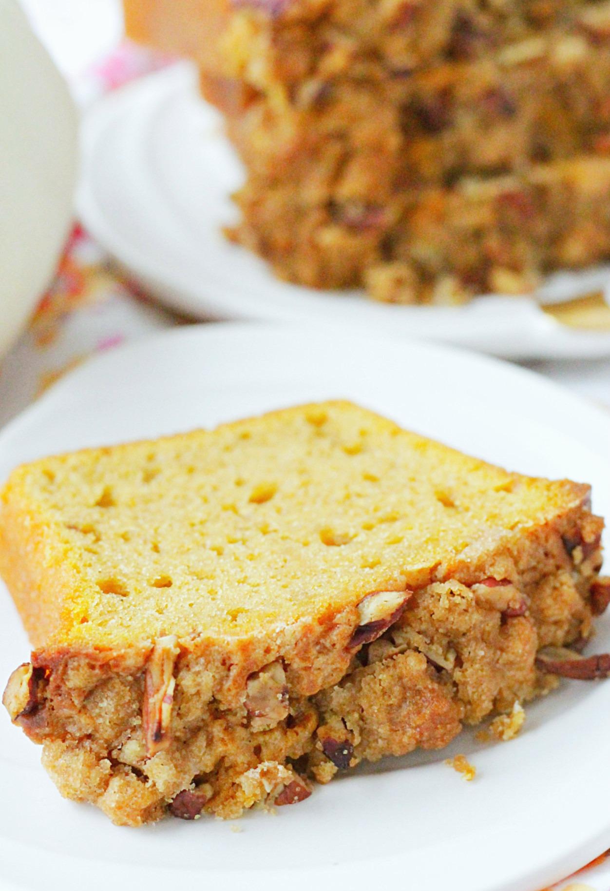 Really Good Pumpkin Bread | Foodtastic Mom #pumpkinbread #quickbread