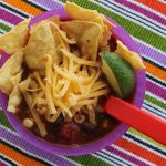 Simple Tortilla Soup