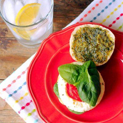 Copycat Panera Mediterranean Breakfast Sandwich