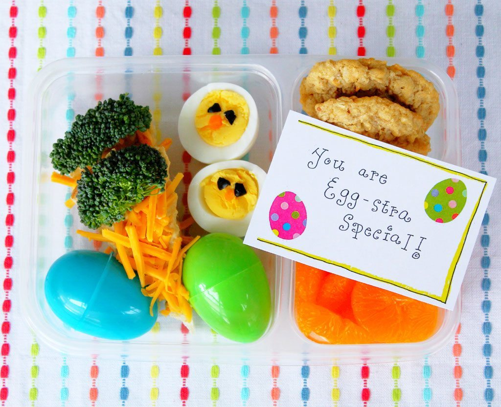 Easter lunchbox foodtastic mom for Easy easter lunch menu