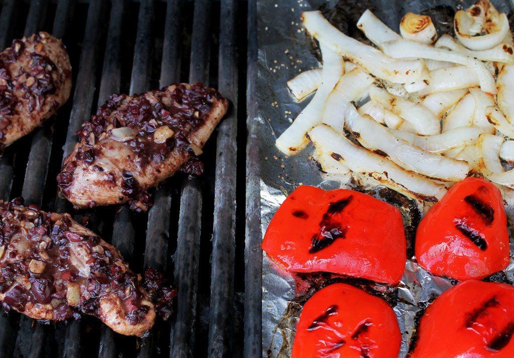 greek fajitas grill