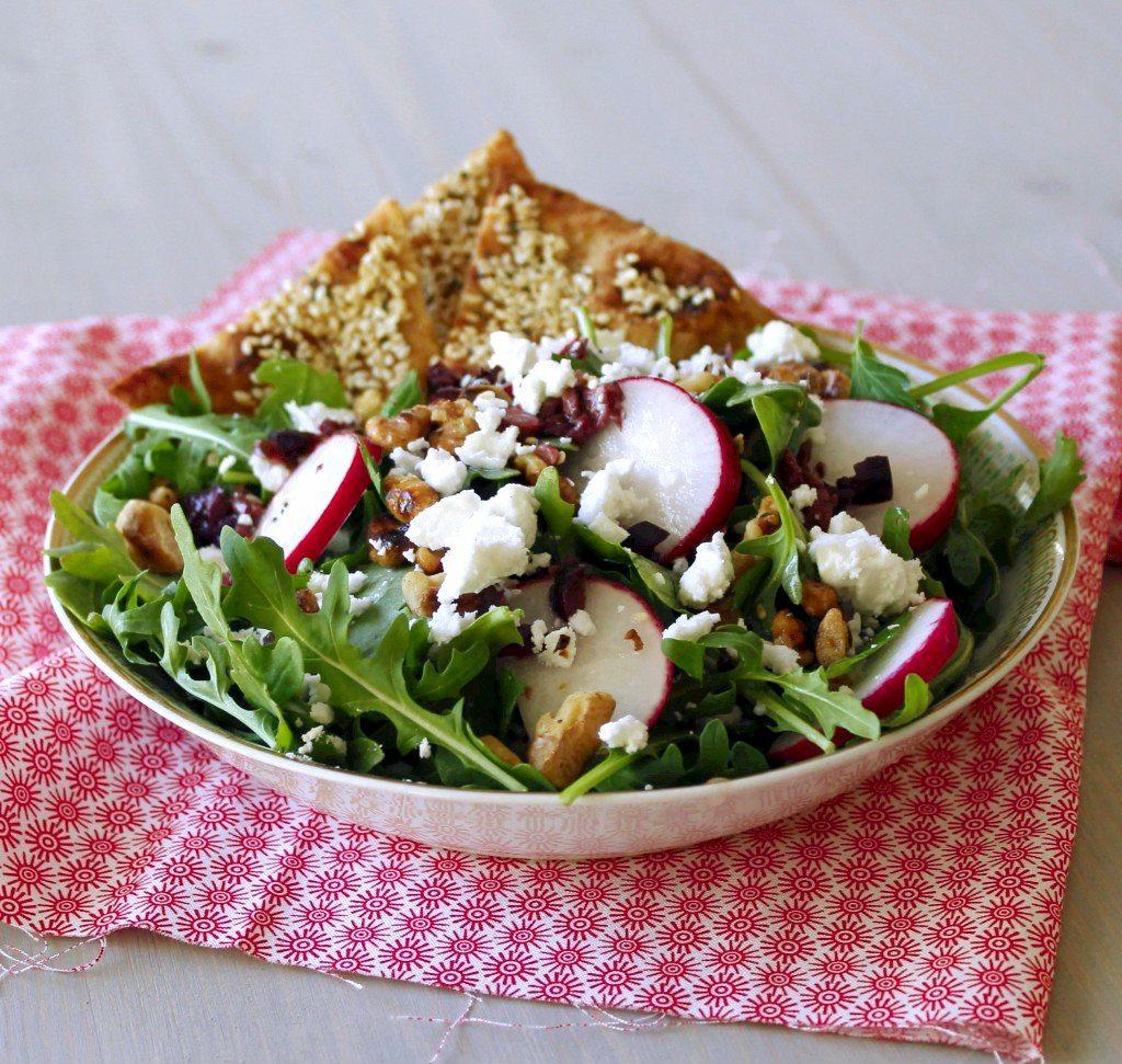 Persian Herb Salad