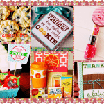Teacher Gifts + {Chocolate Chip Cookie Recipe}