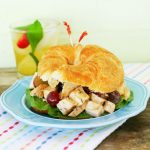 Apricot Chicken Salad