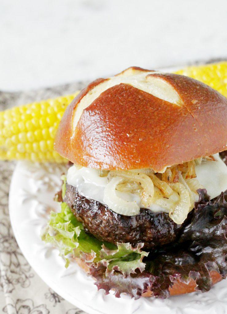 Bourbon Burgers