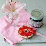 Rhubarb Grapefruit Preserves