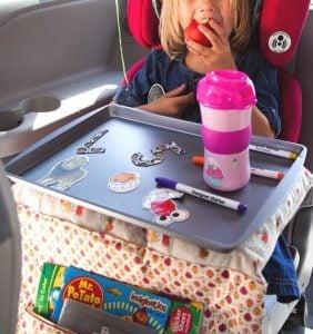 travel lap tray
