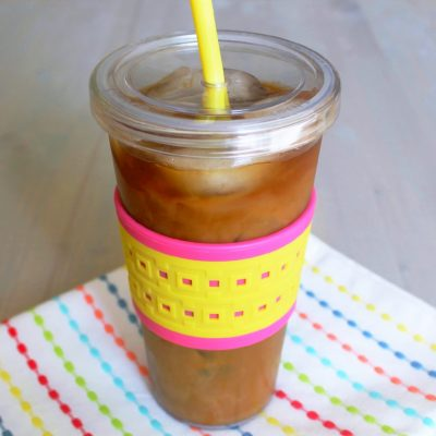 100 Calorie Magical Iced Coffee