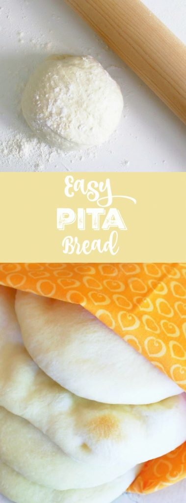 Easy Pita Bread