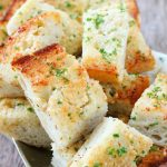 The World's Best Garlic Bread