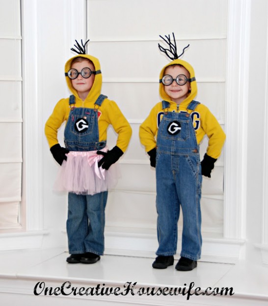 Minions - One Creative Housewife