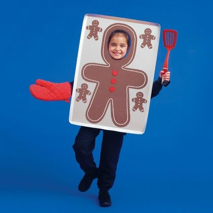 Gingerbread DIY Costume