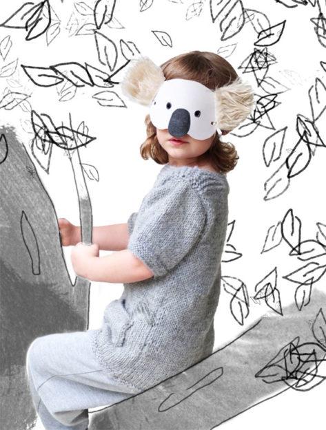 Koala Bear DIY Costume