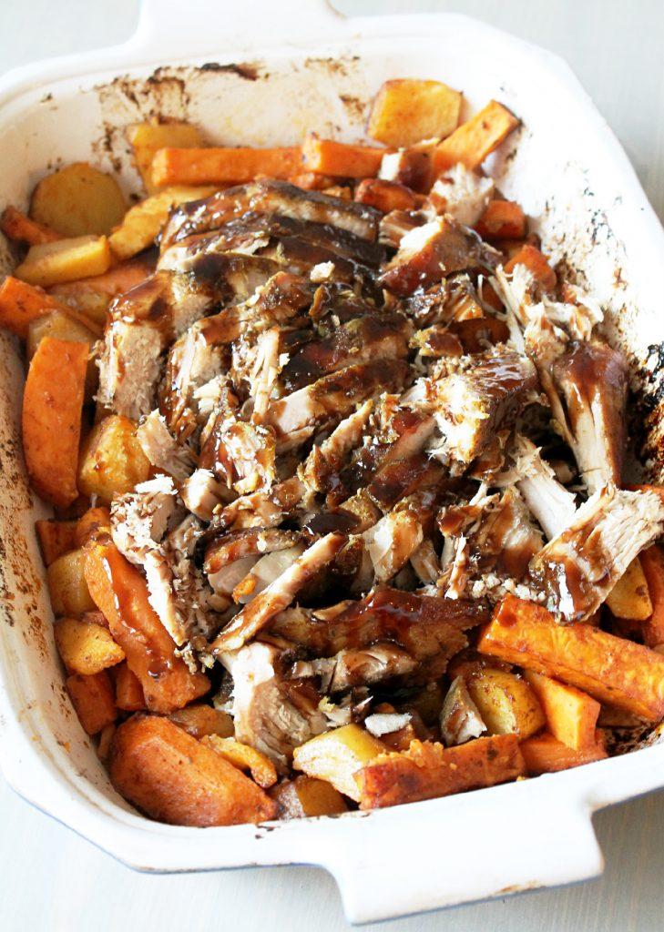 Pork Roast In Panedited