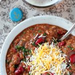 Jimmy Fallon's Crockpot Chili