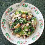Holiday Turkey and Broccoli Salad