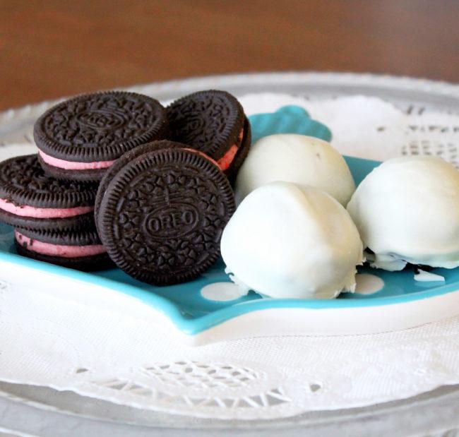 Polar Express OREO Cookie Balls