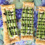 Simple Asparagus Tart
