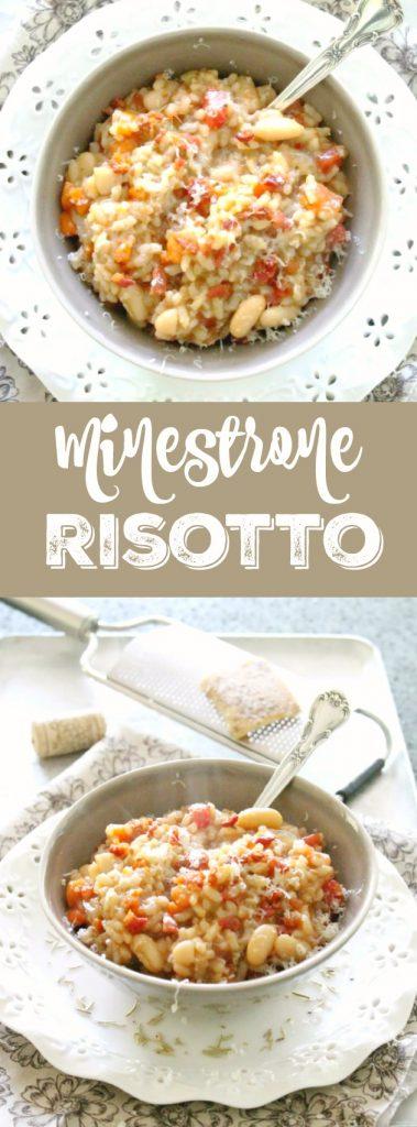 Minestrone Risotto