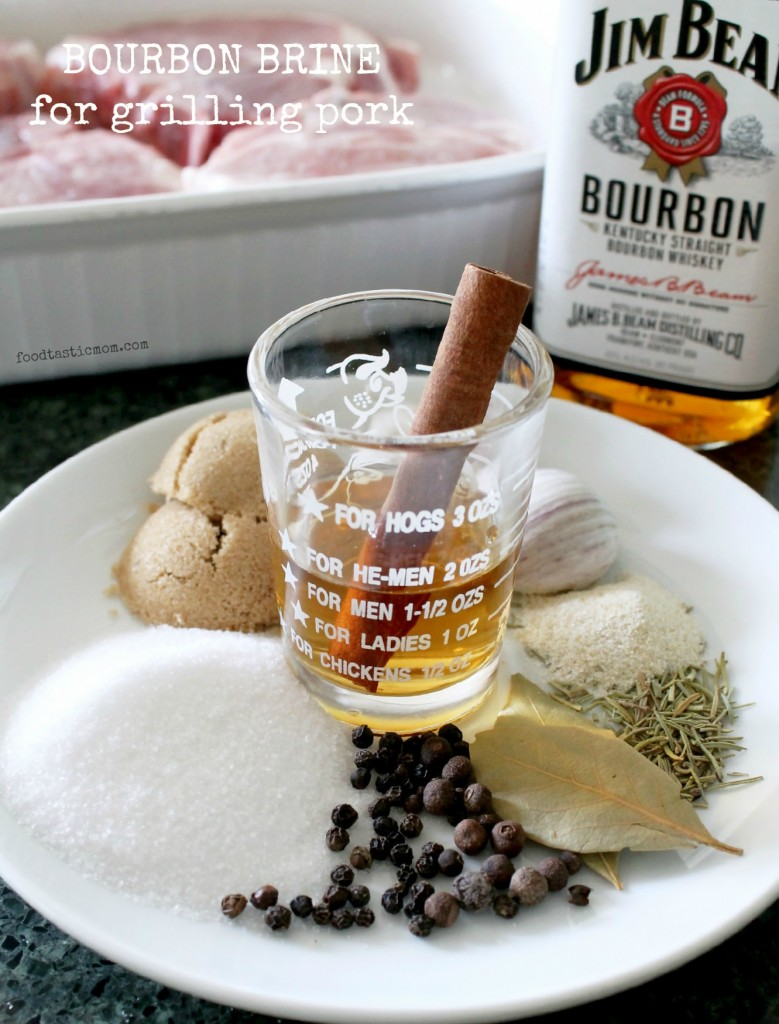 Bourbon Brined Pork with Candied Bacon Butter + GIVEAWAY and CONTEST ...