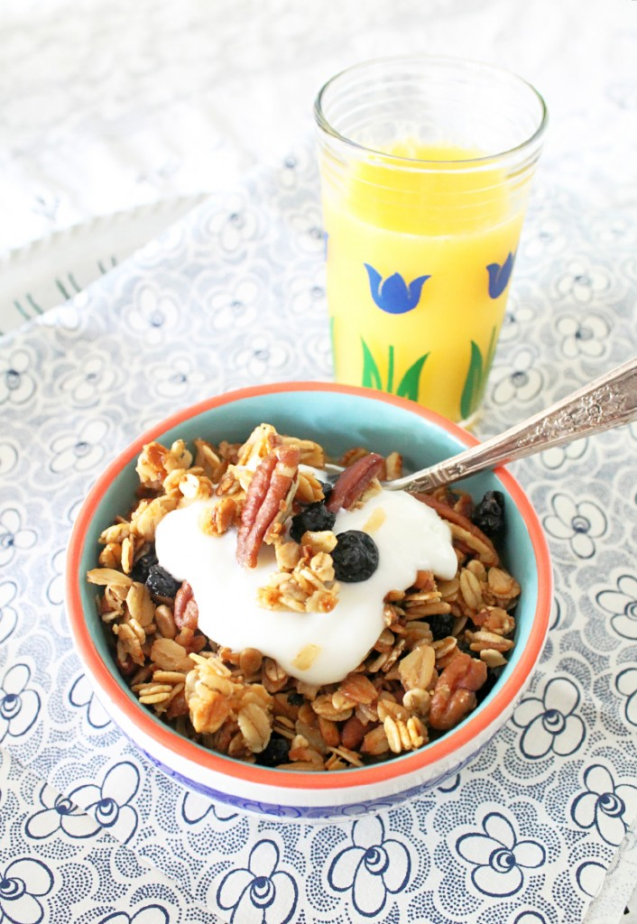 Stonewall Resort Granola by Foodtastic Mom