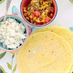 Summer Harvest Crepe Omelets
