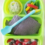Guaca-Tuna Salad School Lunch with Bumble Bee Tuna