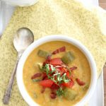 Slow Cooker Summer Chowder by Foodtastic Mom