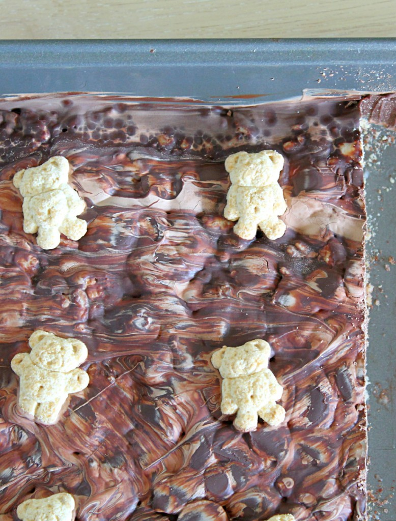 S'more Teddy Treats by Foodtastic Mom