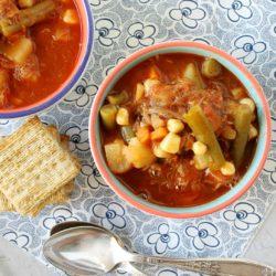 Jimmy Fallon's Slow Cooker Chili