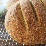 Artisan Pumpkin Seed Bread