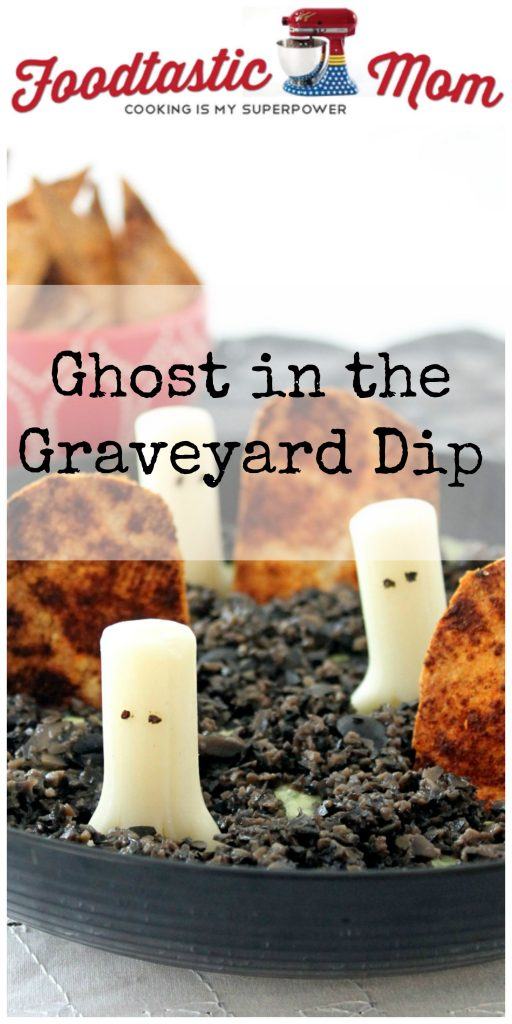Ghost in the Graveyard Dip by Foodtastic Mom