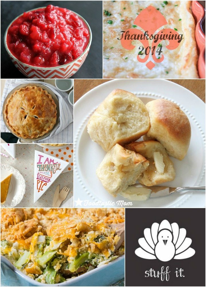 Thanksgiving 2014 by Foodtastic Mom