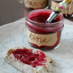 Slow Cooker Cranberry Butter Holiday Favors