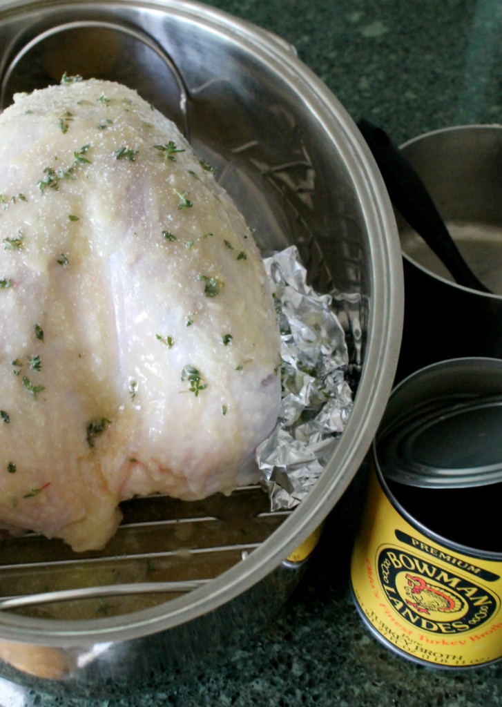 Perfect Roast Turkey Breast with OXO by Foodtastic Mom