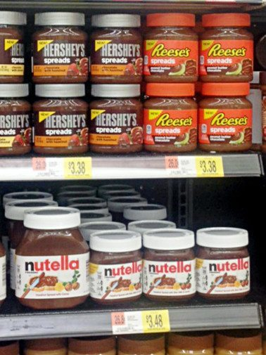 Reese's Spreads at Walmart