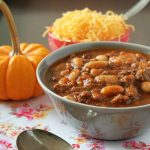 Slow Cooker Double Pumpkin Chili