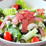 Copycat Lou Malnati's Salad