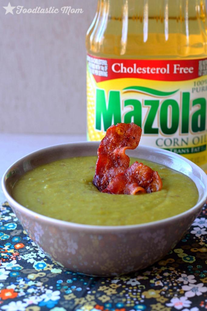 Kale Corn Chowder by Foodtastic Mom
