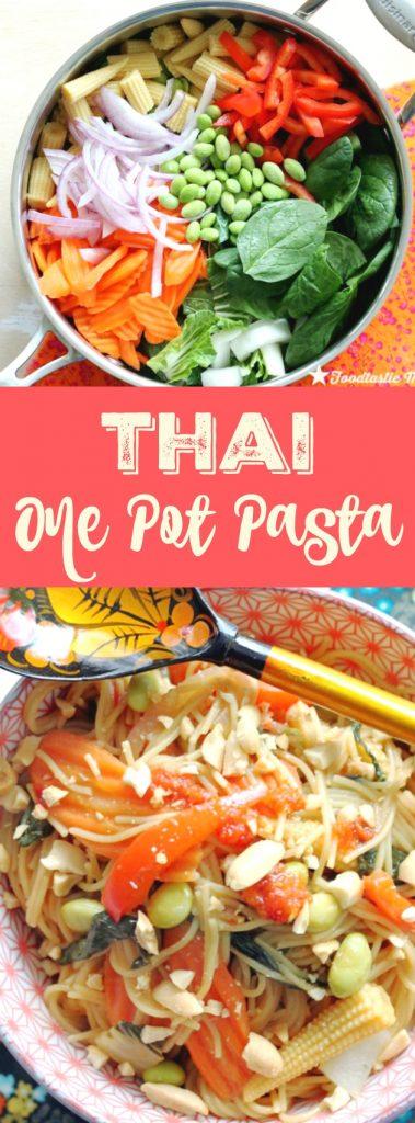 Thai One Pot Pasta