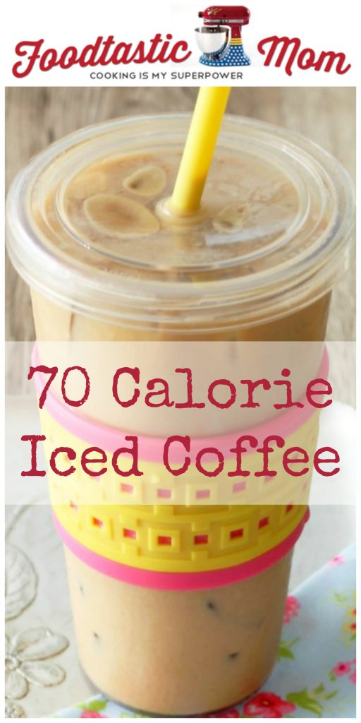 70 Calorie Iced Coffee