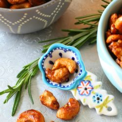 The Best Beer Nuts by Foodtastic Mom (Ina Garten original recipe)