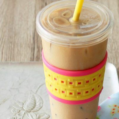 Seventy Calorie Iced Coffee