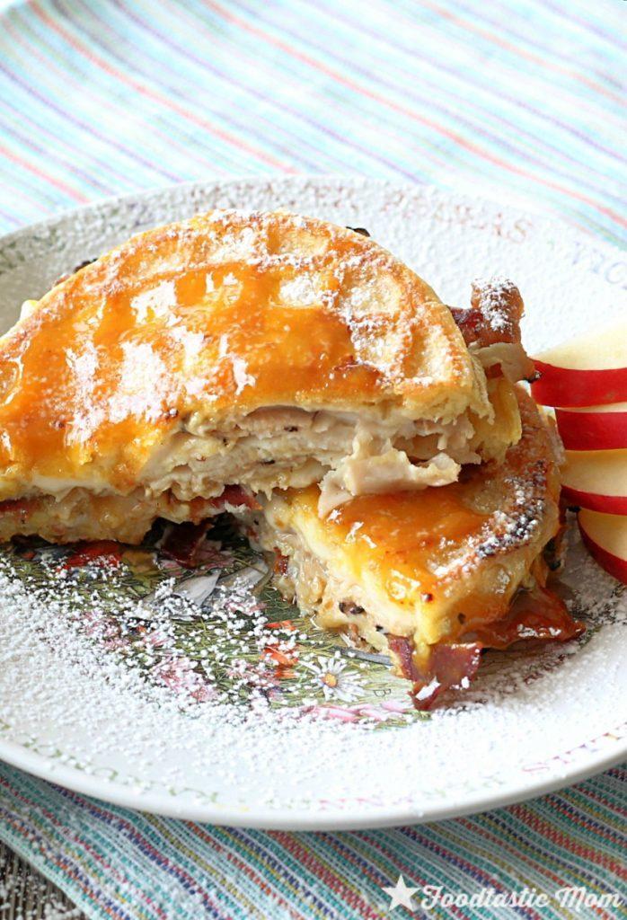 Maple Monte Cristo by Foodtastic Mom