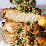 Greek Grilled Pork plus a Giveaway