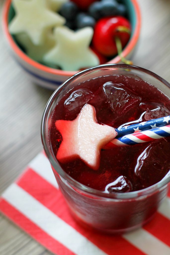 Red White and Blue SangriaFoodtastic Mom