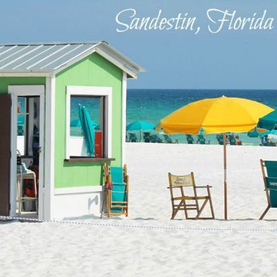 Sandestin, Florida by Foodtastic Mom